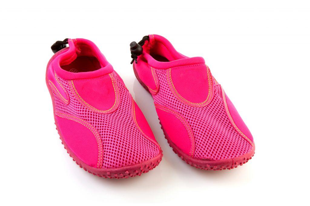 water-resistant footwear
