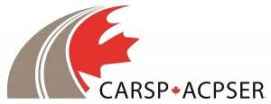 Canadian Association of Road Safety Professionals (CARSP) logo