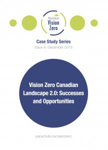 Cover of Vision Zero Case Study 08