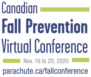 Canadian Fall Prevention Virtual Conference 2020
